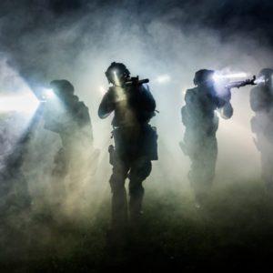 Vadász, Taktikai lámpák