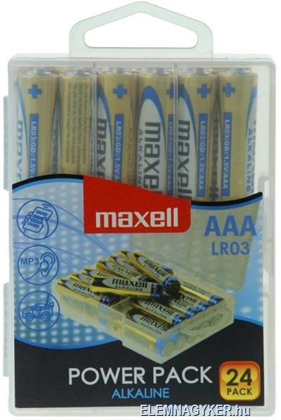 MAXELL-LR03-24-PP-elementum