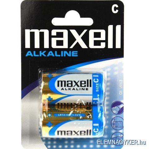 MAXELL-LR14-2-elementum